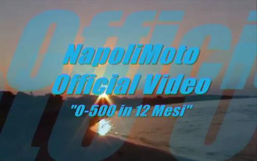 Un anno di NapoliMoto! Dal 10/1/08 al 10/1/09