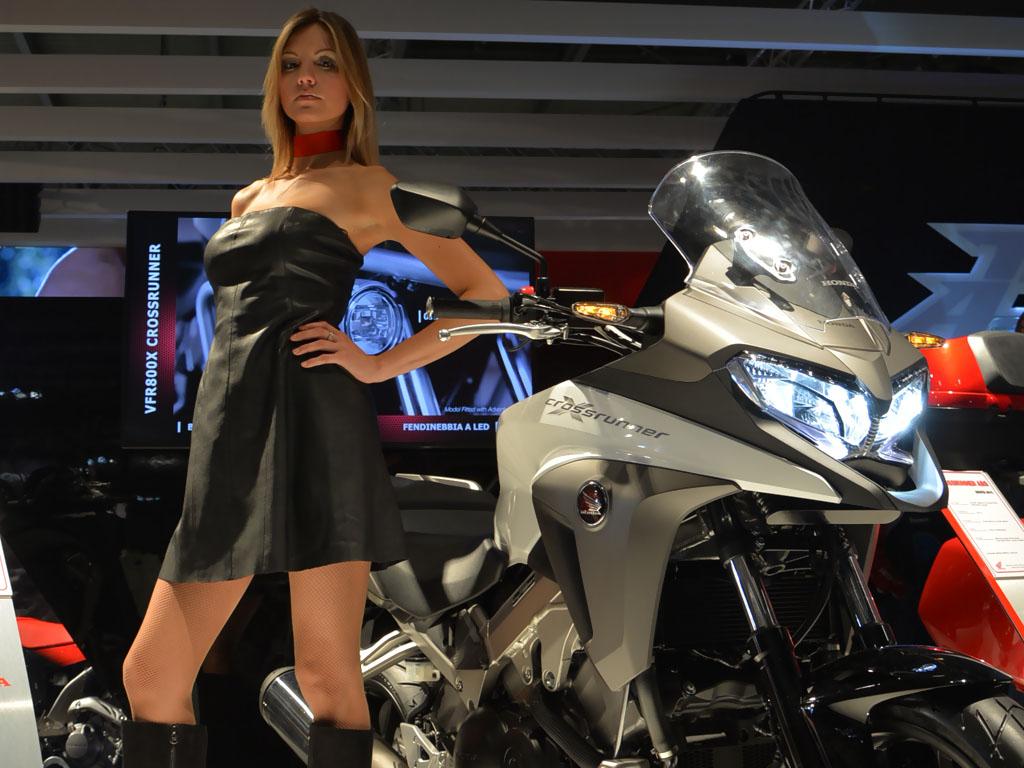 EICMA 2014 – novità 2015 galleria fotografica (Moto e Modelle)