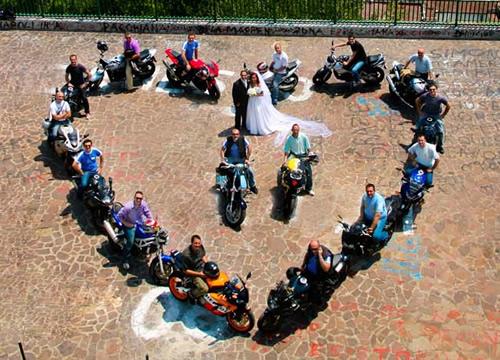 Matrimonio Motociclisti – 28 Giugno 2008