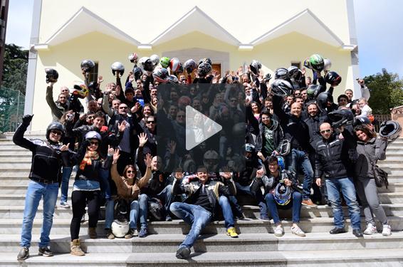 4° Motobenedizione a Napoli – Essere uniti nella stessa passione