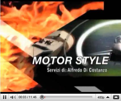 Motor Style – 1° Motobenedizione a Napoli 2010