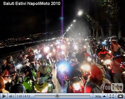 Saluti Estivi NapoliMoto 2010