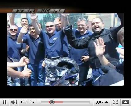 StarBikers: Con NAPOLIMOTO, TRIUMPH NAPOLI ai laghi di Monticchio