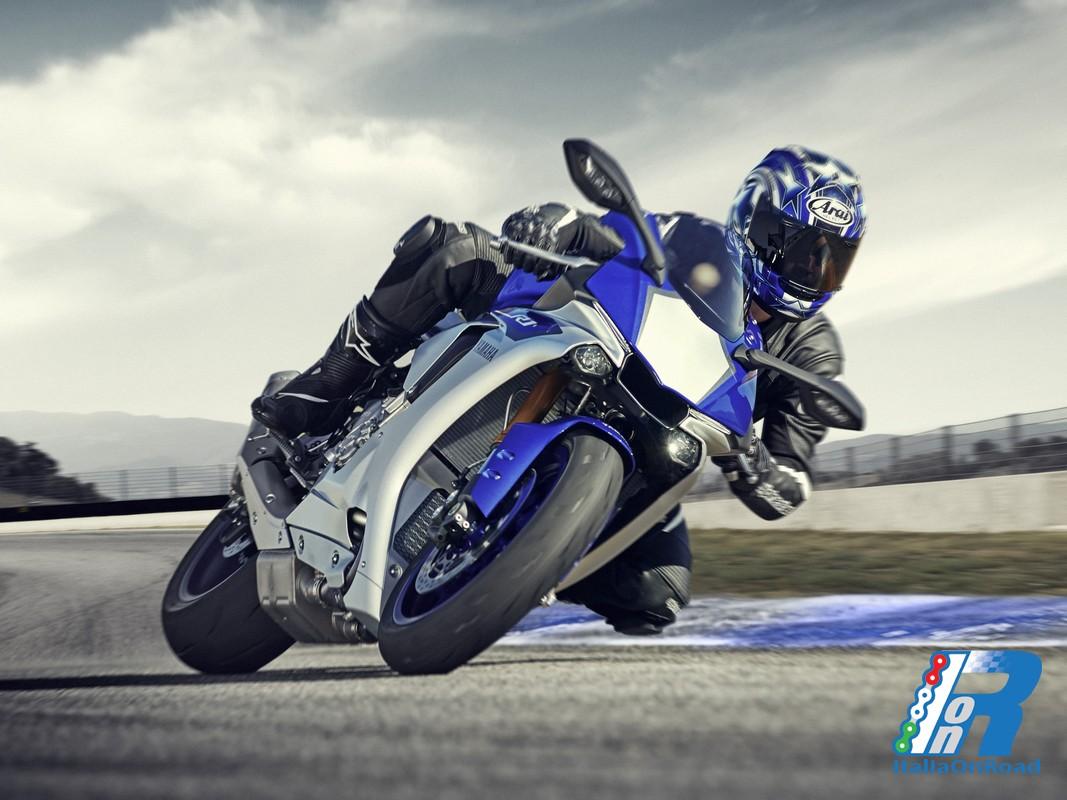 YZF-R1 ed YZF-R1M, Yamaha annuncia i prezzi