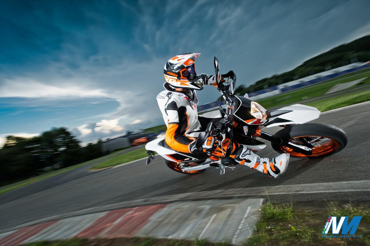 Tornano i TNT  Track 'N Test al Mugello con KTM