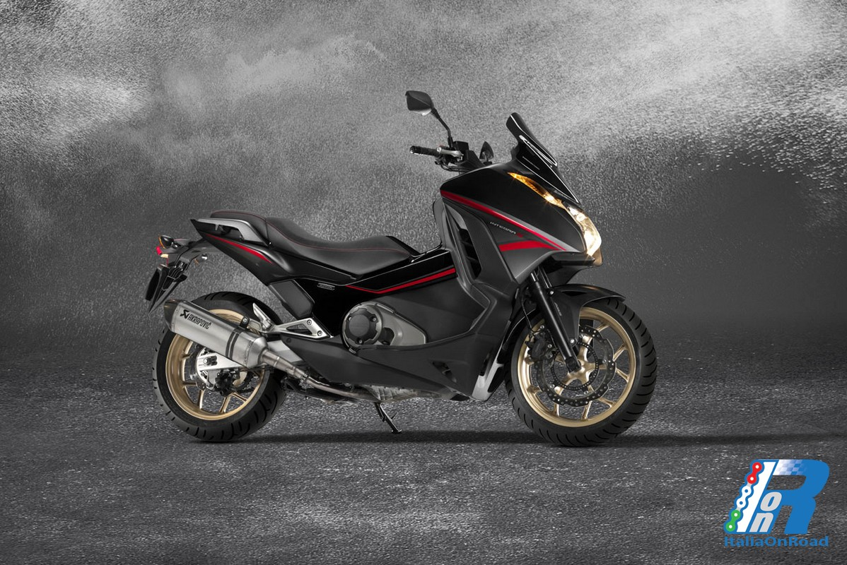 Nuovo Honda Integra 750 S Sport