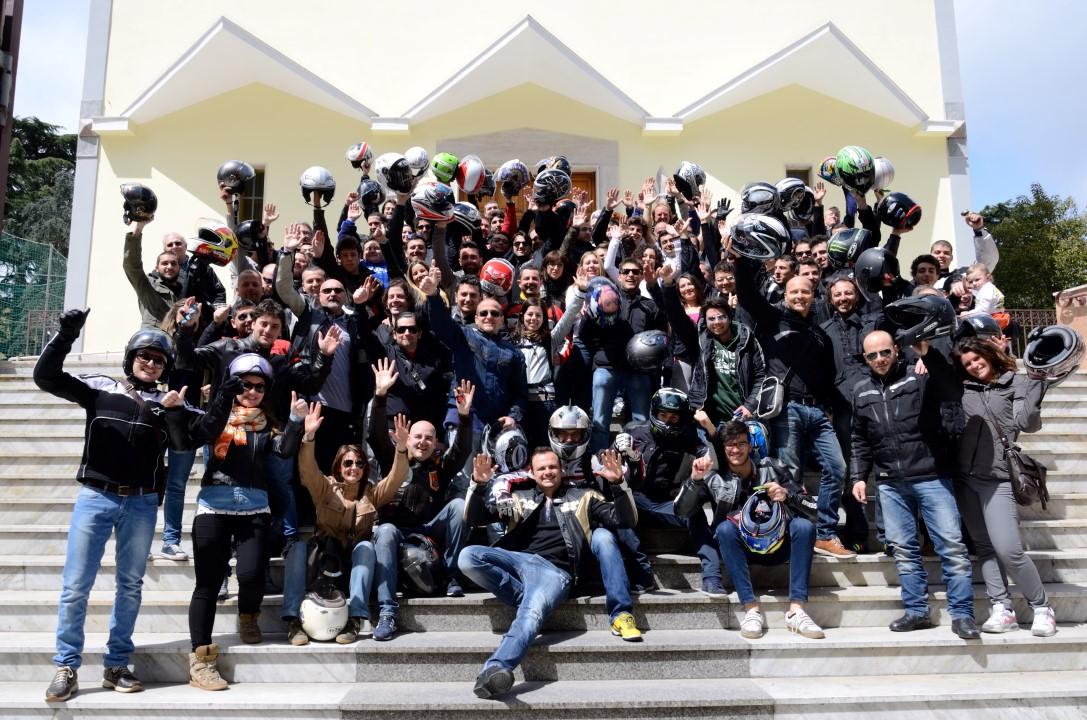 6° Motobenedizione Ufficiale a Napoli