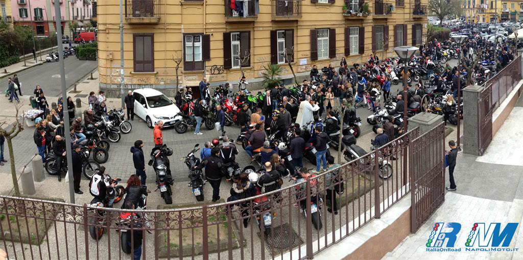 La Motobenedizione a Napoli, l'ennesimo successo che si rinnova per il 6^ anno