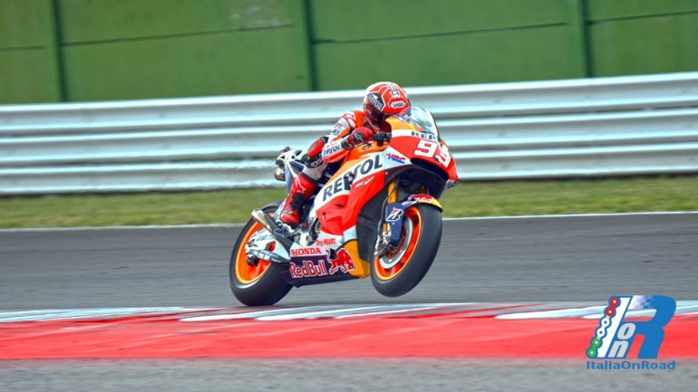 MotoGP Misano: Marquez, Smith e Redding