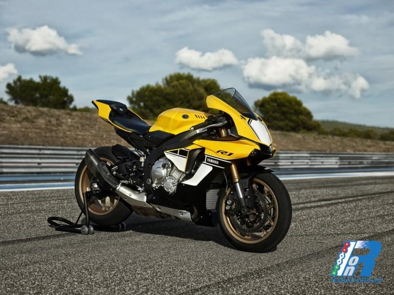 Anche per il 2016 sarà prodotta la Yamaha R1M