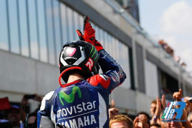 MotoGP Aragon: Lorenzo, Pedrosa e Rossi