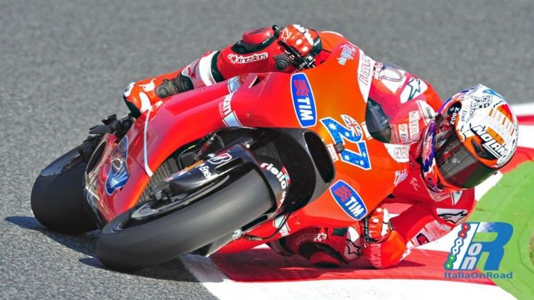 Casey Stoner torna in Ducati
