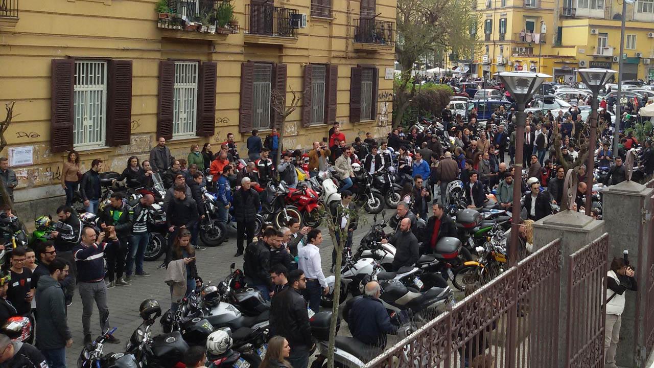 7° Motobenedizione Ufficiale a Napoli