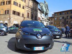 Il nuovo Car Sharing di Firenze con i veicoli elettrici di Renault