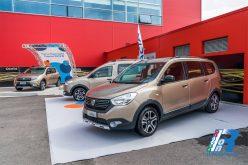 Dacia WOW si presenta all'Aero Gravity. Luogo perfetto per una serie da urlo!