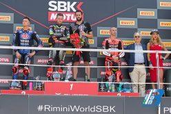 Superbike, Misano – Doppietta Rea. Il nord irlandese ad un passo dal titolo