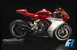La concept bike MV Agusta Superveloce 800 Serie Oro presto in produzione