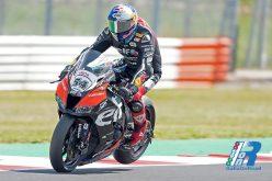 WorldSBK – In Gara2 Jonathan Rea guida la tripletta Kawasaki. Cade Bautista
