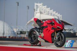 La nuova Panigale V4 MY 2020, disponibile presso i concessionari Ducati