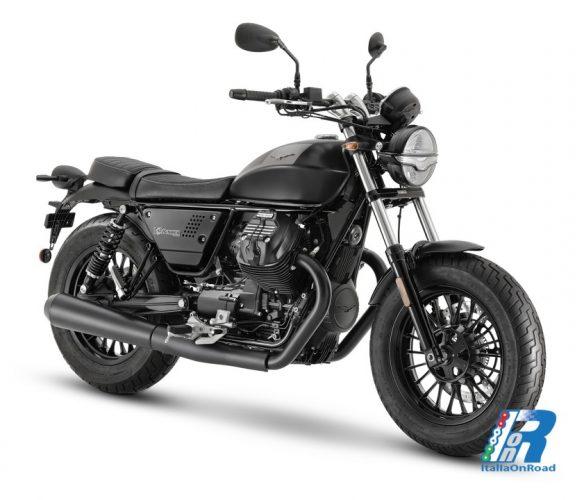 Nuove Moto Guzzi V85 TT e Moto Guzzi V9
